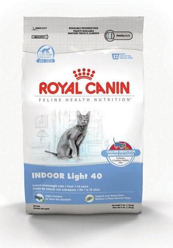 Royal Canin Indoor Light Cat 4/3#