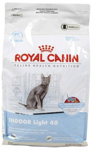 Royal Canin Indoor Light Cat 4/7#