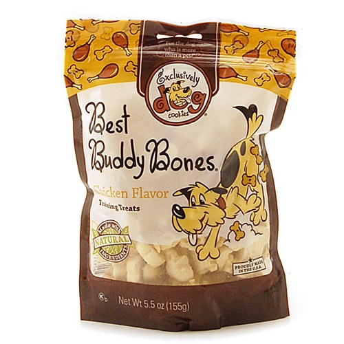 Exclusively Pet Best Buddy Bones Chicken 12/5.5 oz.