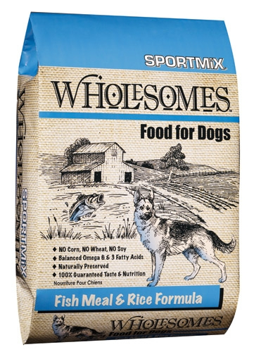 Midwestern Pet Wholesome Fish Meal and Rice