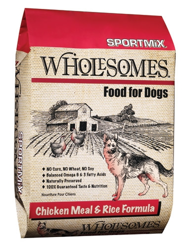 Midwestern Pet Wholesome Chicken Meal and Rice