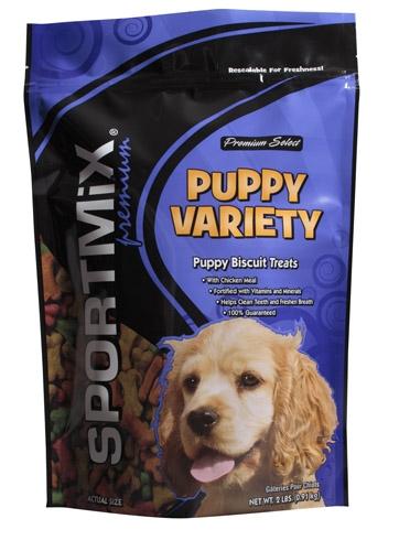 Midwestern Pet Sportmx Biscuit Puppy Var 12/2#