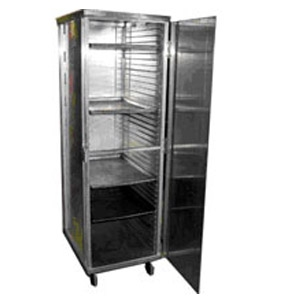 Hotbox Food Cart, Holds Up to 40 Trays