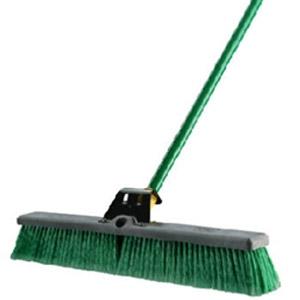 """Quickie 24"""" Indoor/Outdoor Push Broom"""
