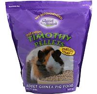 Timothy Guinea Pig Pellets