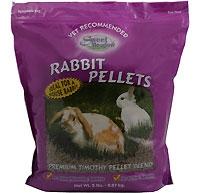 Timothy/Alfalfa Blend Rabbit Pellets