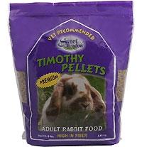 Timothy/Alfalfa Blend Guinea Pig Pellets