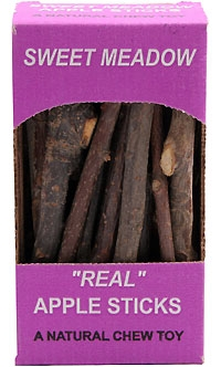 Treats: Apple Sticks