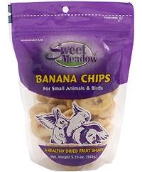 Treats: Banana Chips
