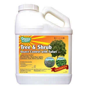 Green Light Tree & Shrub Insect Control with Safari