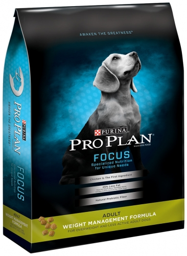 Pro Plan Dog Weight Management 6 lb.