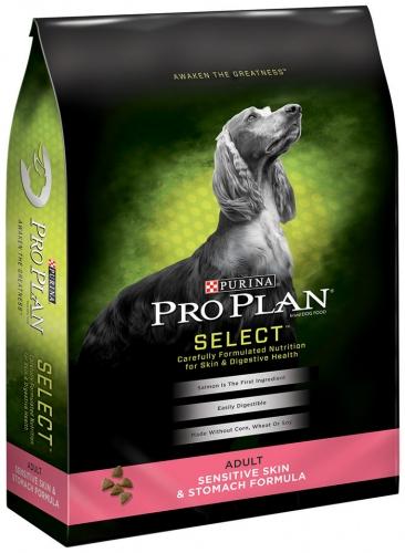 Pro Plan Dog Sensitive Skin & Stomach 5/6 lb.