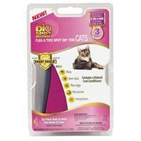 Bio Spot® Defense Flea & Tick Spot On® for Cats & Kittens under 5 lbs (3M SS)