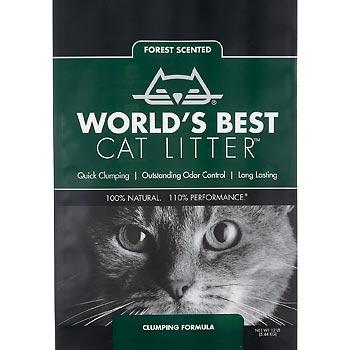 Buy 1 Get 1 Sm Bags Blue, World's Best Cat Litter