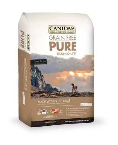 Canidae Gf Pure Elmnt Lmb 4#C=9