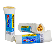 Redbarn Large Filled Bone-Cheese n' Bacon (HC)