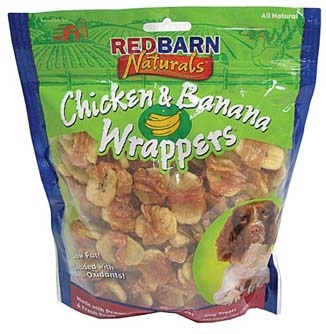 Red Barn Chicken Sweet Potato Wrappers 10oz