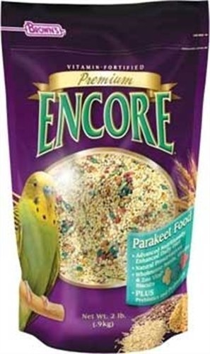 F.M. Brown's Encore Premium Parakeet 6/5 lb. Case