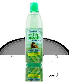 Tropiclean Fresh Breath Water Additive 32 oz