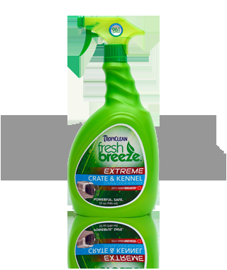 Tropiclean Fresh Breeze Crate & Kennel Spray 32OZ