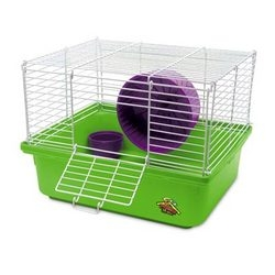 Super Pet My First Hamster Home, 1-Story, 6-Pack CA.