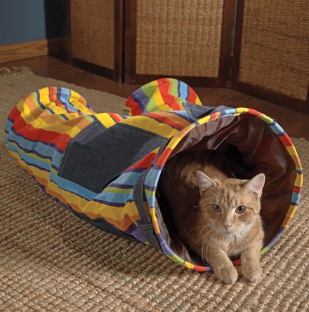 Four Paws Crazy Pants- Cat Tunnel