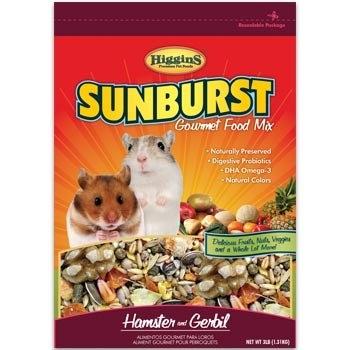 Higgins Sunburst Hamster/Gerbil 6/2.5#