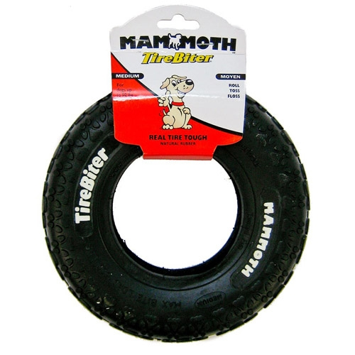 "Mammoth Pet Medium 8"" TireBiter PawTrack"