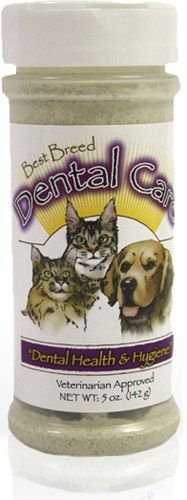 Best Breed Dental Care 4.2Oz Bottle