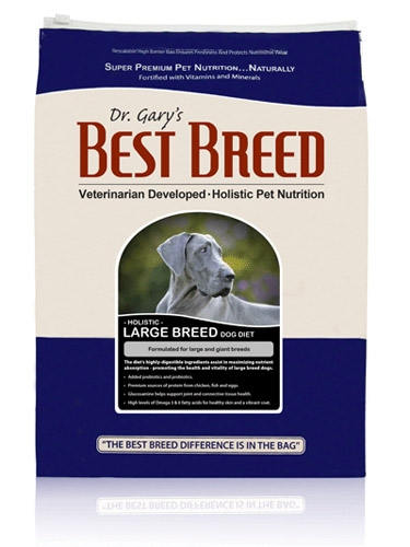 Best Breed Large Breed Dog Diet 30 Lb
