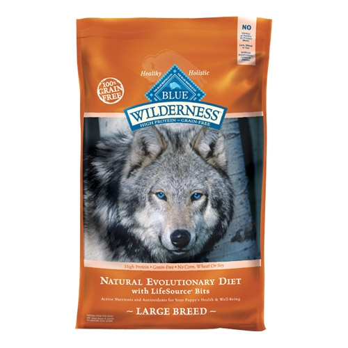 Blue Buffalo Wilderness Large Breed Chicken Dog 24#