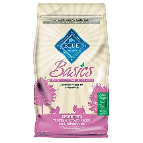 Blue Buffalo Basics Small Breed Turkey Dog 11#