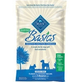 Blue Buffalo Basics Grain Free Turkey Dog 11#