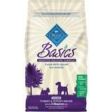 Blue Buffalo Basics Senior Turkey Dog 4# C=6
