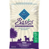Blue Buffalo Basics Senior Turkey Dog 24#