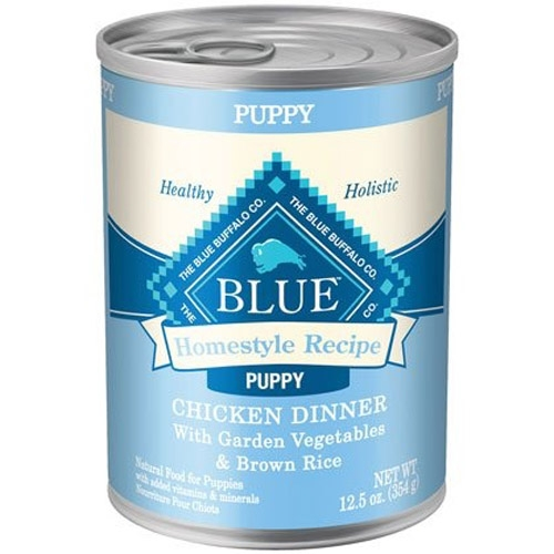 Blue Buffalo Homestyle Recipes  Chicken Puppy 12/12.5OZ