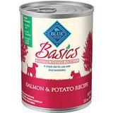 Blue Buffalo Basics Salmon Dog 12/12.5OZ