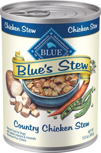 Blue Buffalo Blue's Stew Chicken Dog 12/12.5OZ