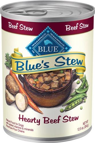 Blue Buffalo Blue's Stew Beef Dog 12.5OZ