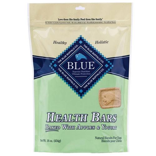Blue Buffalo Health Bar Apple/Yogurt Dog 16OZ C=12