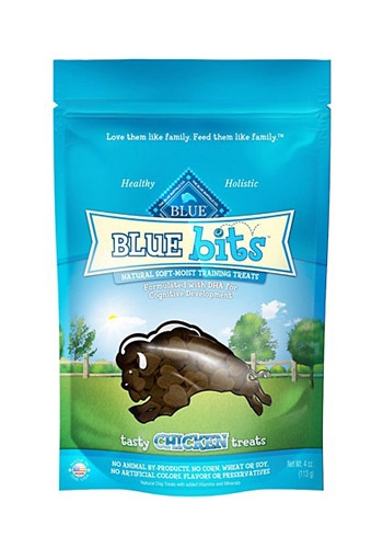 Blue Buffalo Bits Chicken Dog 4OZ