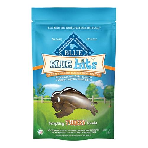 Blue Buffalo Bits Turkey Dog 4OZ C=8