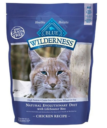 Blue Buffalo Wilderness Chicken Cat 6#