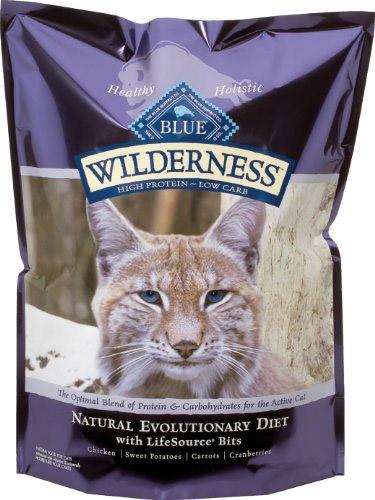 Blue Buffalo Wilderness Chicken Cat 12#