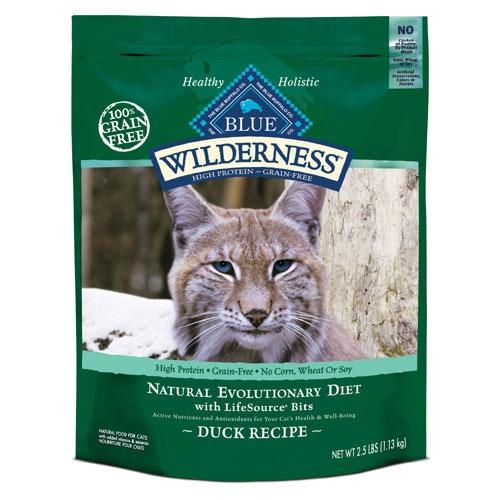 Blue Buffalo Wilderness Duck Cat 2# C=6