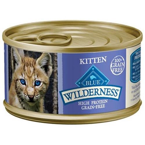 Blue Buffalo Wilderness Chicken Kitten 24/3OZ