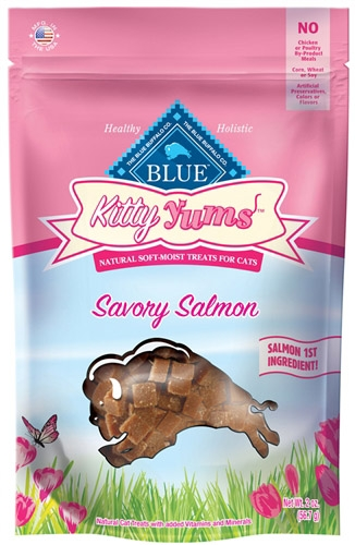 Blue Buffalo Kitty Yums Salmon 2OZ C=12