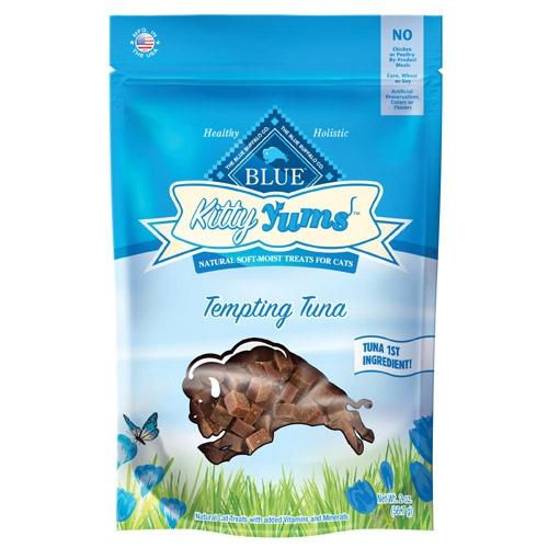 Blue Buffalo Kitty Yums Tuna 2OZ C=12