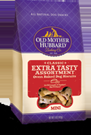Old Mother Hubbard Crunchy Classic Mini Extra Tasty Assortment 12/5 oz.