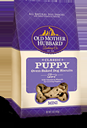 Old Mother Hubbard Special Recipe Mini Puppy Biscuits 20 oz Case